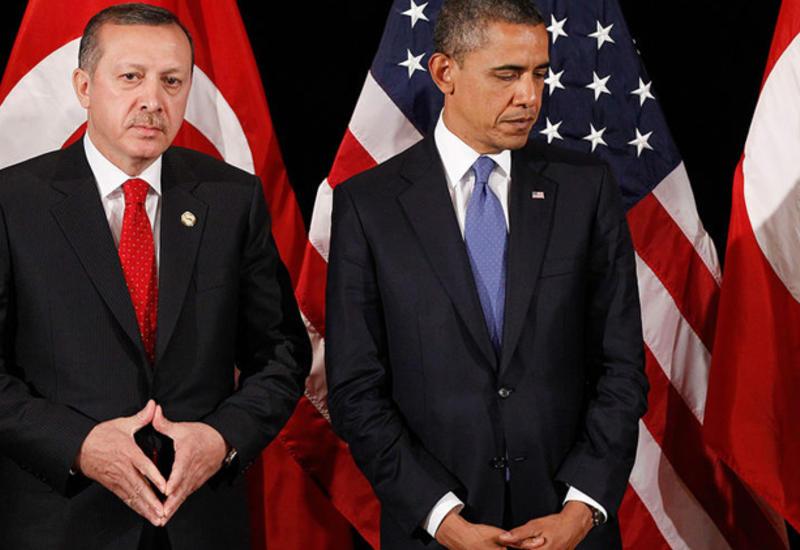 Эрдоган и Обама обсудили теракт в Стамбуле
