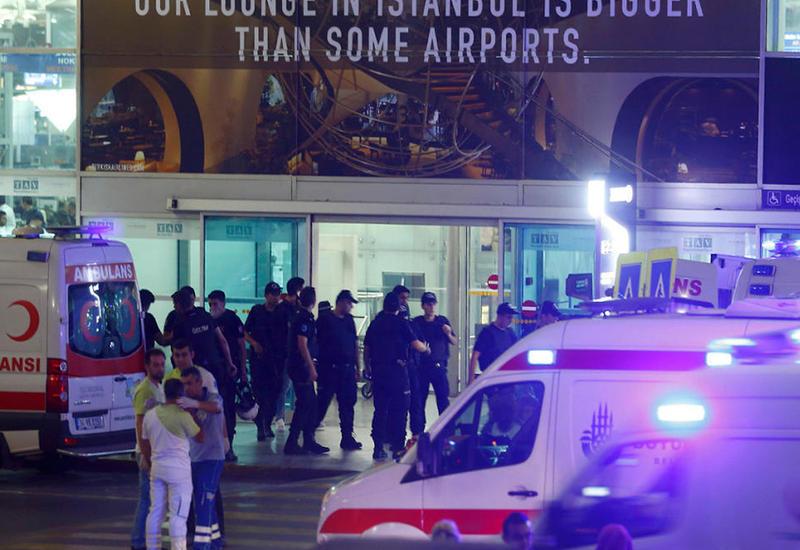 Последние данные о террористах в стамбульском аэропорту