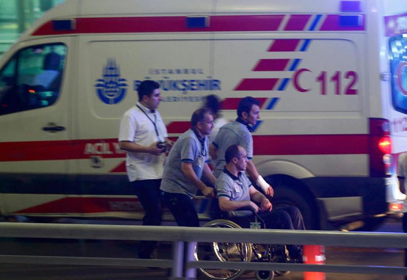 СМИ: Теракт в Турции могли совершить иностранцы