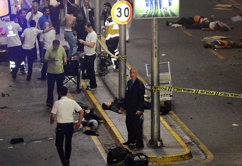 МИД Азербайджана о теракте в аэропорту Стамбула