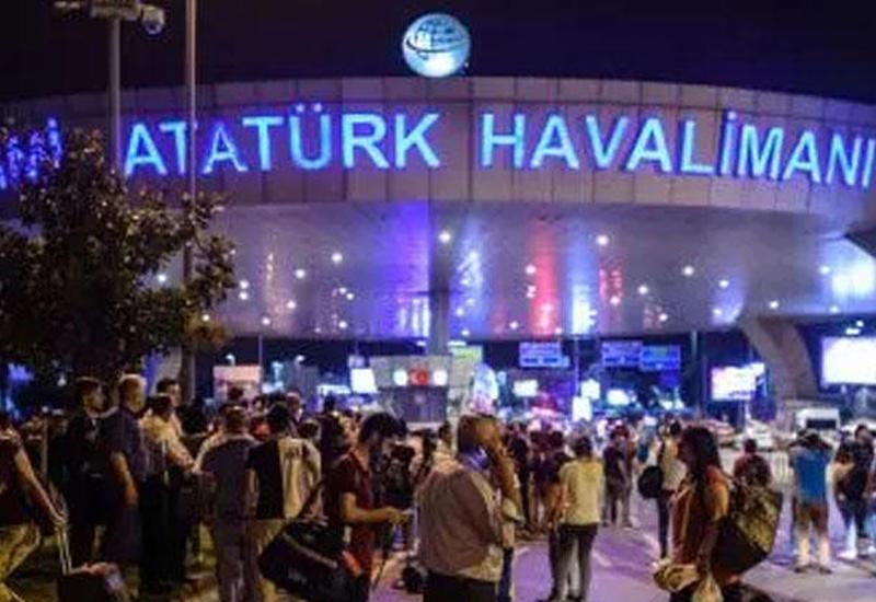 Установлены личности смертников в аэропорту Стамбула