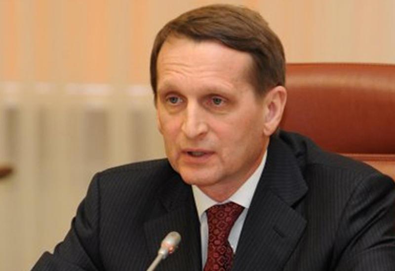 Спикер Госдумы РФ о теракте в Стамбуле