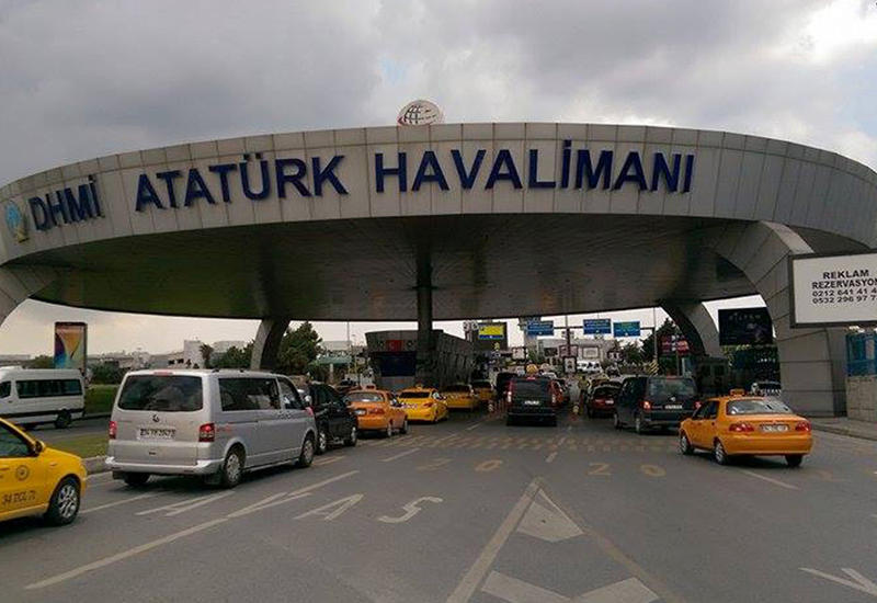 "Аэропорт Ататюрка в Стамбуле после теракта <span class=""color_red"">- ФОТО</span>"