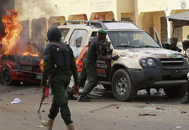 В Камеруне подорвался террорист, есть жертвы