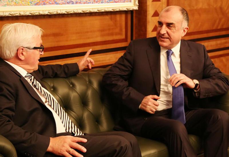 Штайнмайер о результатах переговоров по Карабаху