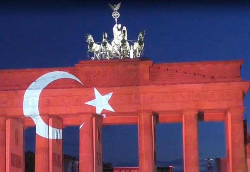 """Вот как Германия выразила соболезнования в связи с терактом в Стамбуле <span class=""""color_red"""">- ФОТО</span>"""