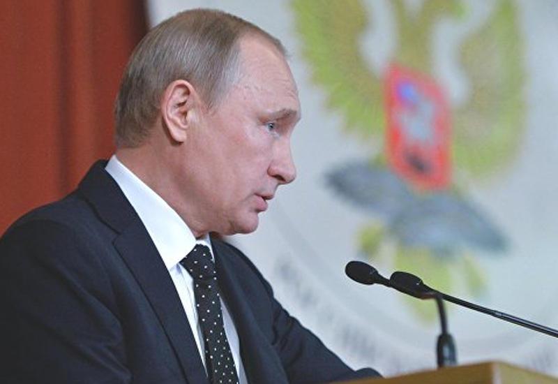 Путин поручил провести переговоры с Турцией по внешнеэкономическим вопросам