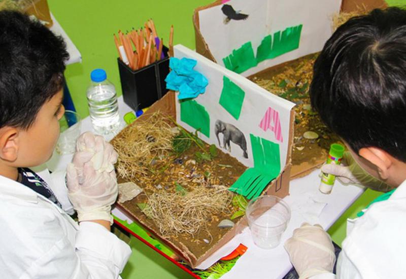 """Общественное объединение IDEA провело очередной лабораторный тренинг для детей <span class=""""color_red"""">- ФОТО</span>"""