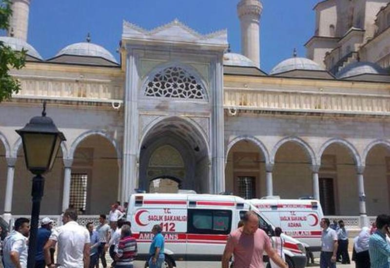 """В Турции опустошили мечеть из-за угрозы террора <span class=""""color_red"""">- ВИДЕО</span>"""
