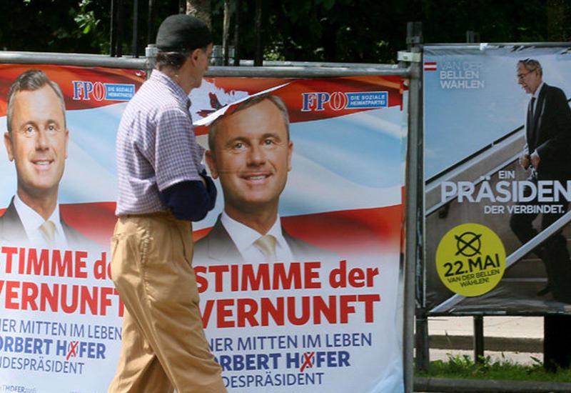 В Австрии отменены итоги президентских выборов