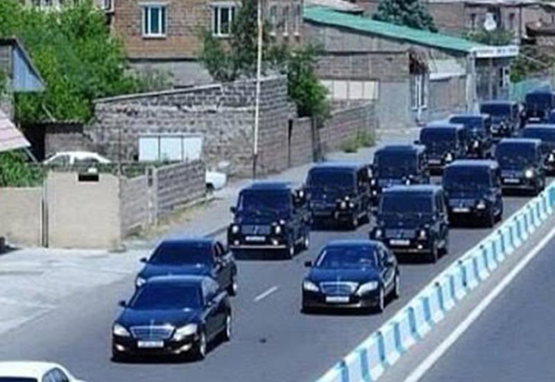 Экономия по-армянски: министр пересел на дорогущий автомобиль
