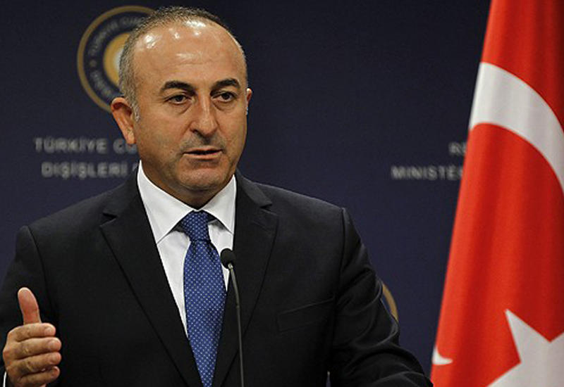 Çavuşoğlu: Azərbaycan FETÖ-ya qarşı ciddi addımlar atıb