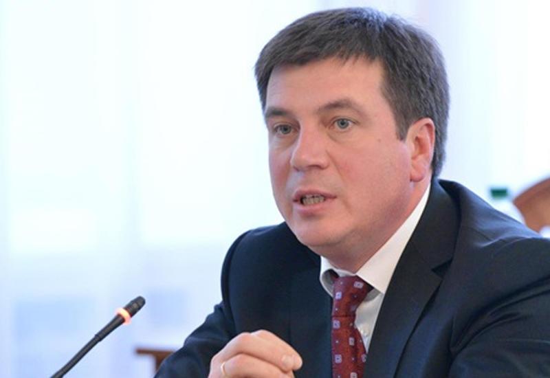 Вице-премьер Украины прибыл в Баку для переговоров