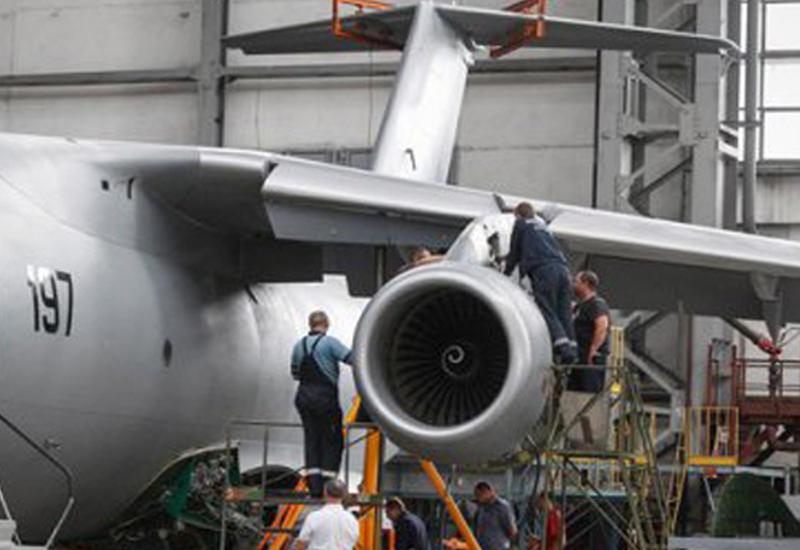 В Азербайджане будут собирать украинские самолеты