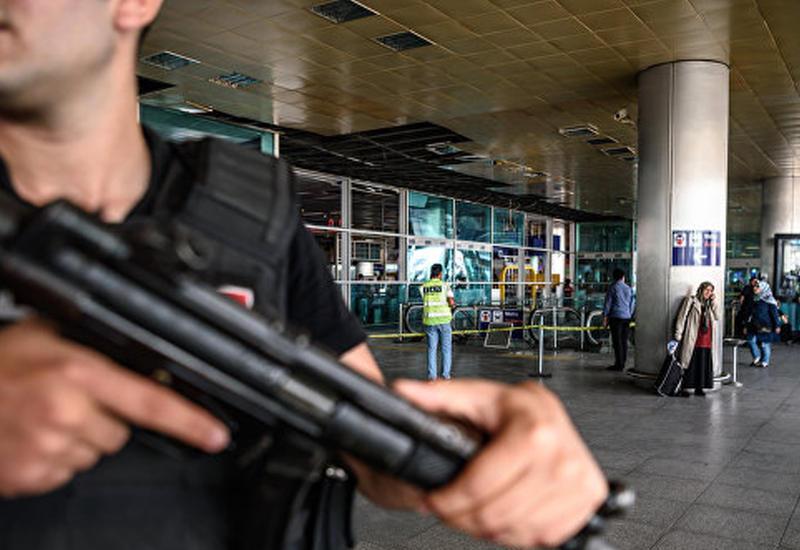 Террористы планировали захват заложников в аэропорту Стамбула