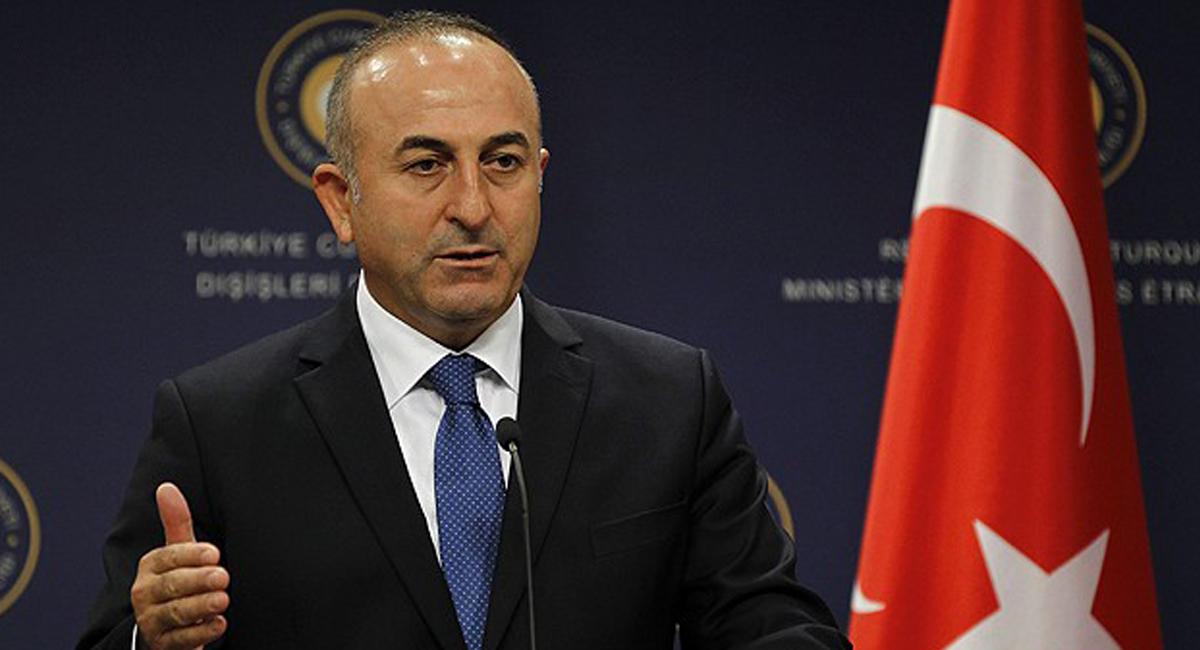 """Çavuşoğlu: """"AP özünü alçaldır"""""""