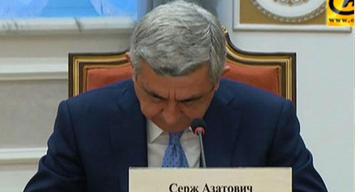 Ввыходные поармянским позициям было произведено около 370 выстрелов
