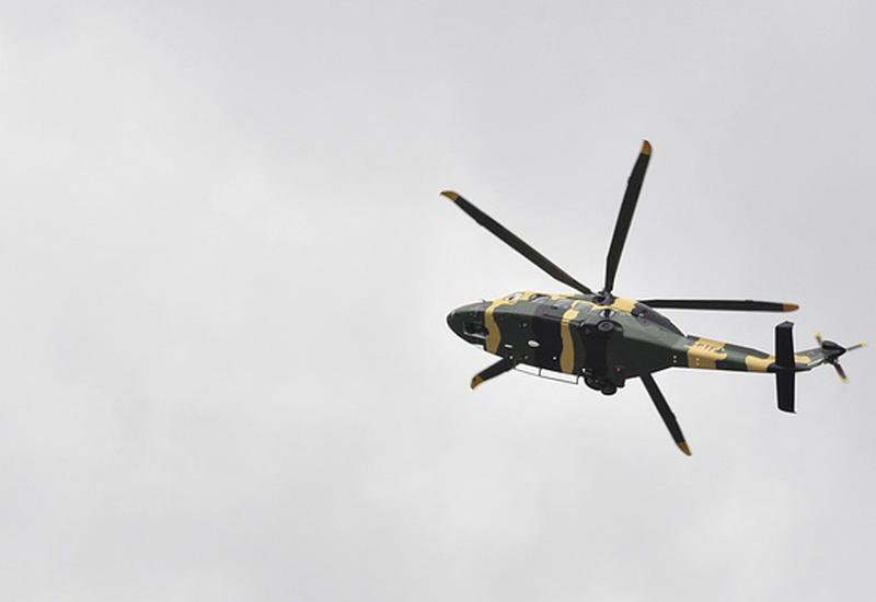 В Мексике разбился военный вертолет, есть погибшие