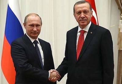 Песков о предстоящей встрече Путина с Эрдоганом
