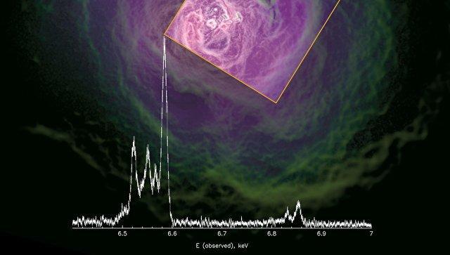 Получены уникальные кадры свзорвавшегося японского спутника Hitomi