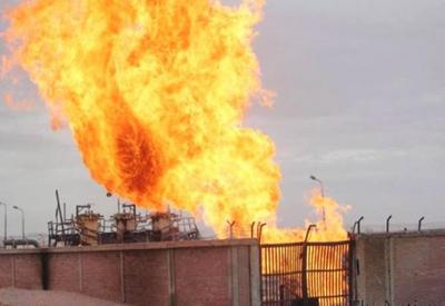 Пожар на нефтехимическом комбинате в Иране, есть погибшие