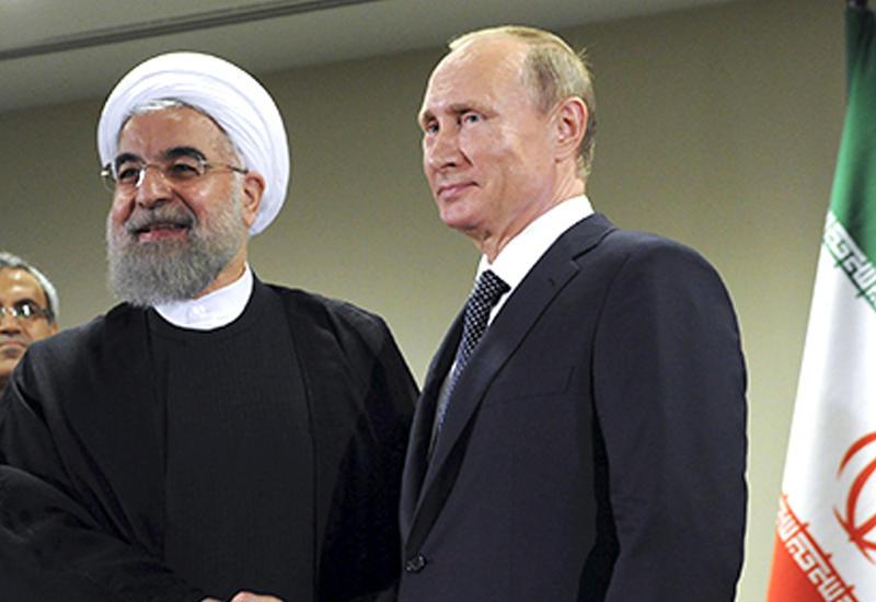 Роухани обсудит с Путиным всплеск терроризма