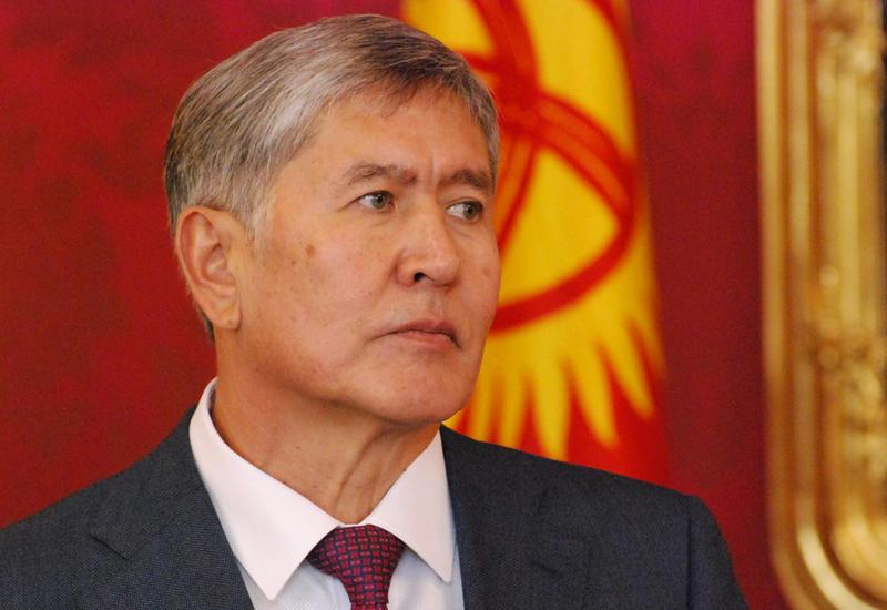 Президент Кыргызстана выписан из больницы