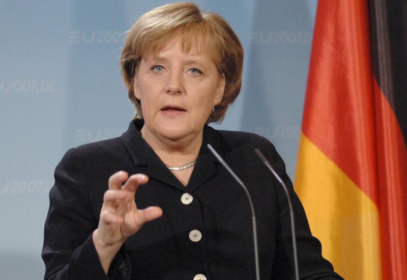 Меркель призвала страны Евросоюза к единству