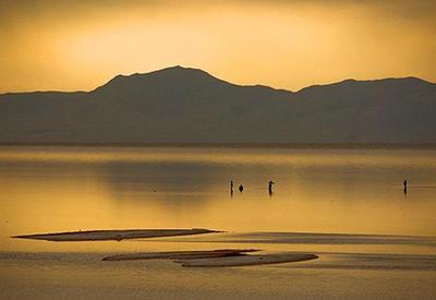 Вот как Иран собирается спасти озеро Урмия от высыхания