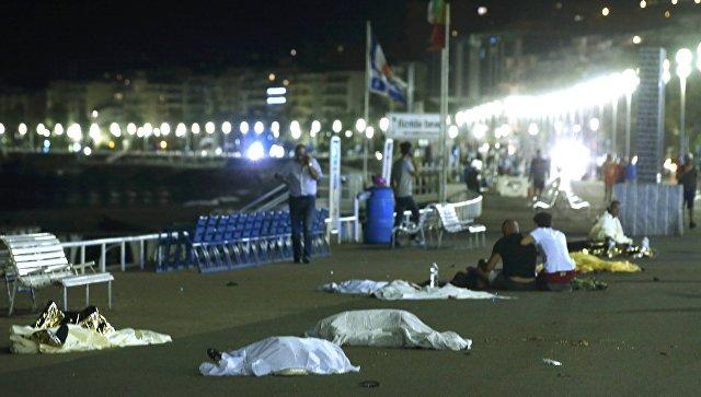 Число жертв атаки вНицце возросло до84 человек
