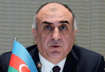 Эльмар Мамедъяров на переговорах в Грузии