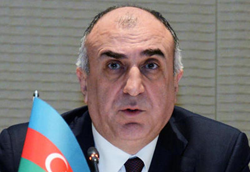 Эльмар Мамедъяров примет участие в неформальных встречах глав МИД ОБСЕ