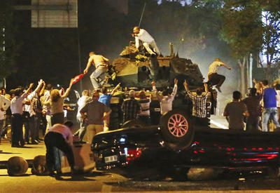 В Стамбуле завершено следствие в связи с попыткой переворота