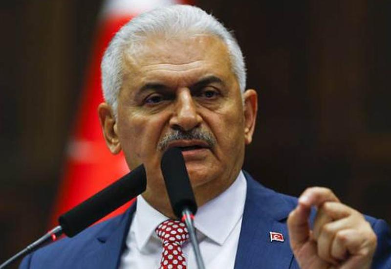 Премьер Турции обратился к народу