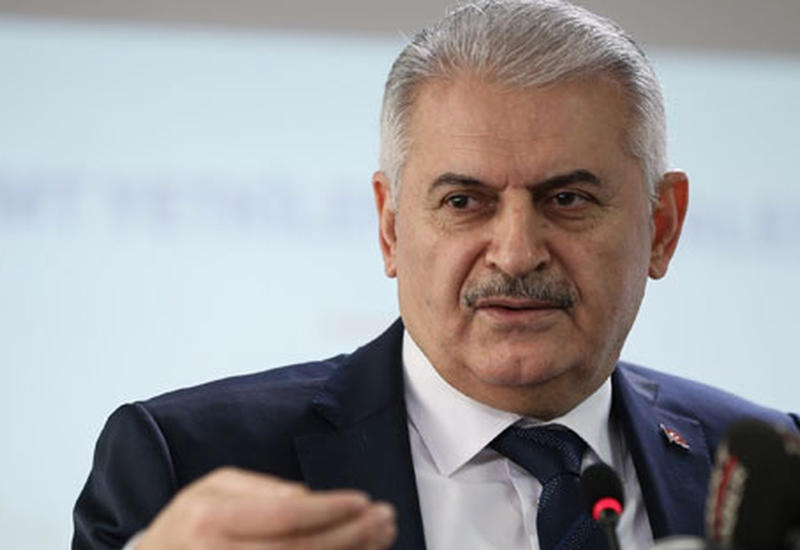Бинали Йылдырым сделал заявление о теракте в Турции