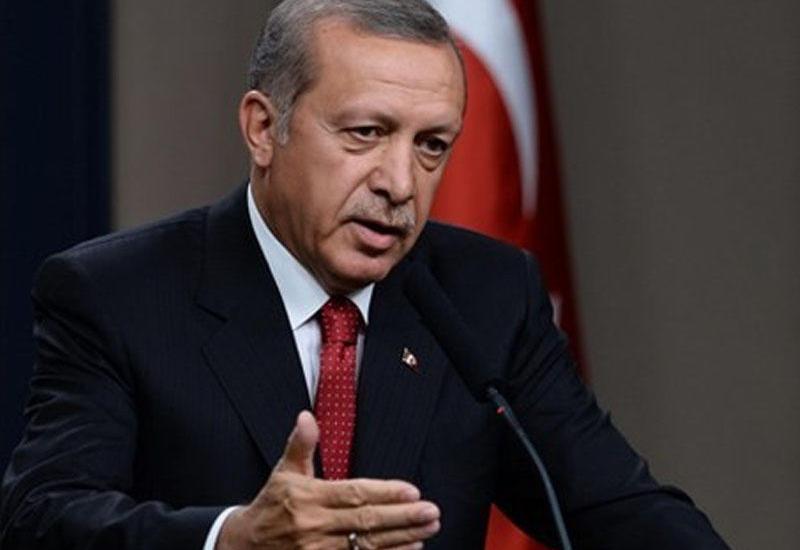 Эрдоган о территориальной целостности Сирии