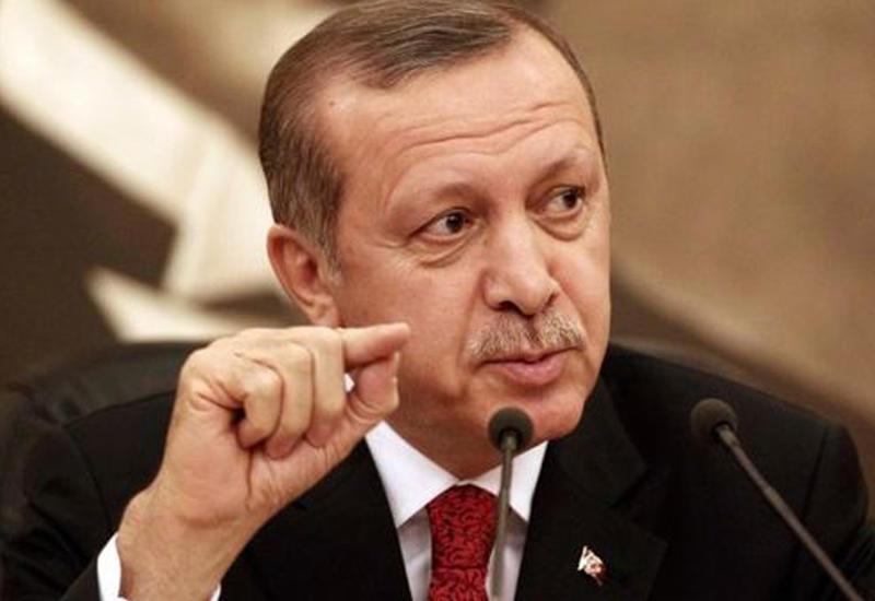 Эрдоган обвинил ЕС в невыплате €3 млрд.