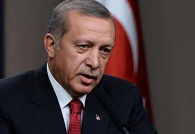 Эрдоган выступил с заявлением по операции в Сирии
