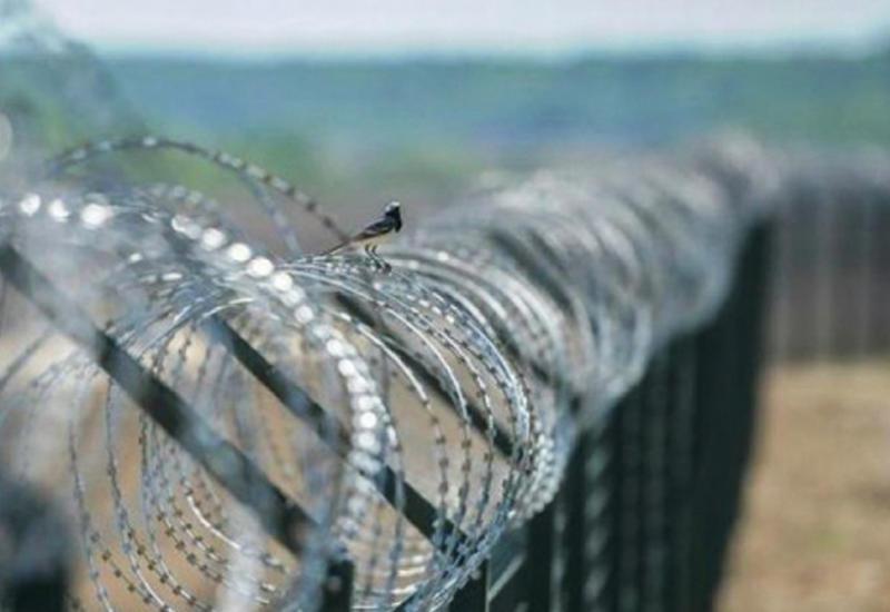 На границе Азербайджана с Ираном произошел инцидент