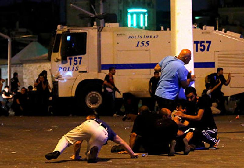 Семьям погибших в ходе мятежа в Турции выплатят деньги