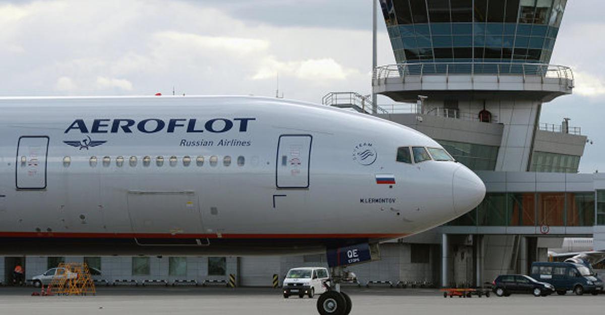 «Аэрофлот» остановил реализацию билетов вТурцию