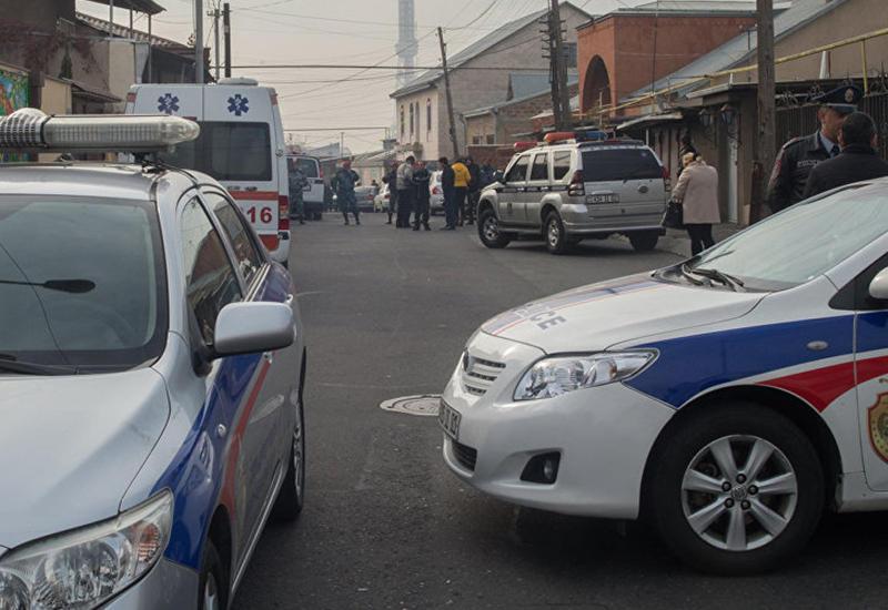 В Ереване арестовали участников массовых беспорядков