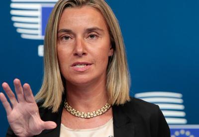 Могерини: ЕС верен политике непризнания оккупированных территорий