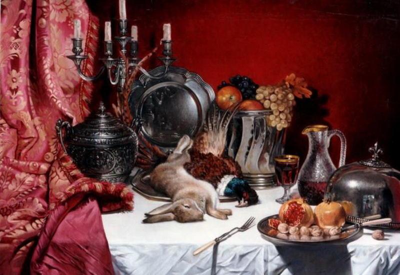 """""""Картинная галерея"""" Day.Az: Гротеск и изысканность <span class=""""color_red"""">- ФОТО</span>"""