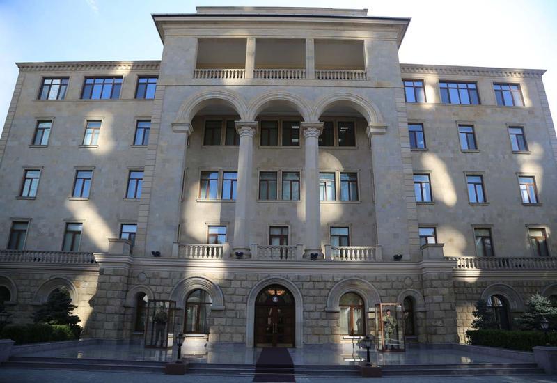 Минобороны Азербайджана об очередной провокации армян