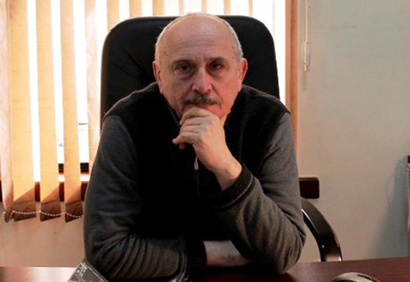 """Александр Шаровский: """"Я не знаю такой сферы, на какую бы не оказала благотворного влияния Мехрибан Алиева"""""""