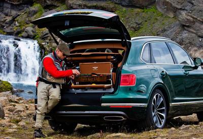 """Владельцев Bentley Bentayga отправили на элитную рыбалку <span class=""""color_red"""">- ФОТО</span>"""