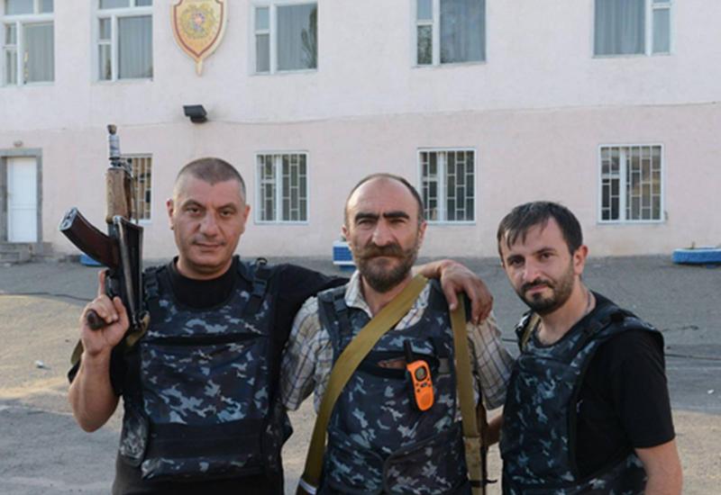Мятежники в Ереване приготовили властям сюрприз