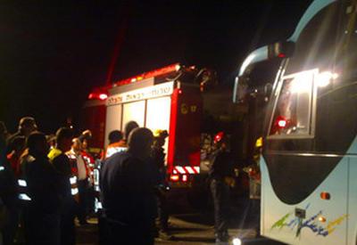 В перевернувшемся в Иране автобусе погибли туристы