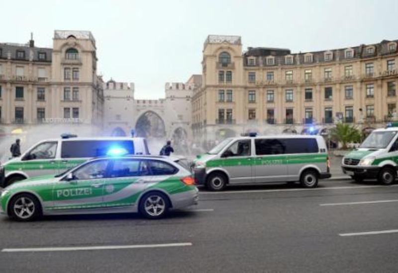 """Полиция задержала друга """"мюнхенского стрелка"""""""